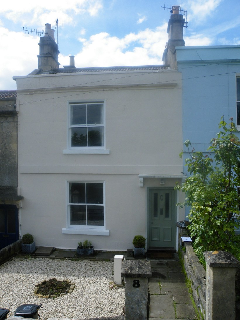 RICS Building Survey of house in Bath