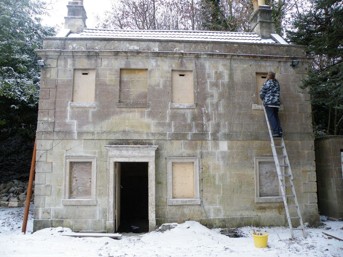 RICS Building Survey of house in Bath